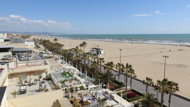 7 mejores playas de Valencia 1