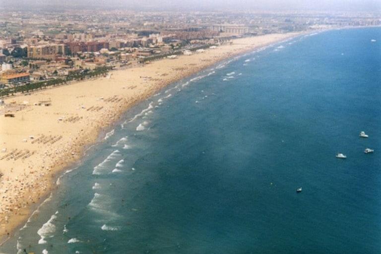 7 mejores playas de Valencia 2
