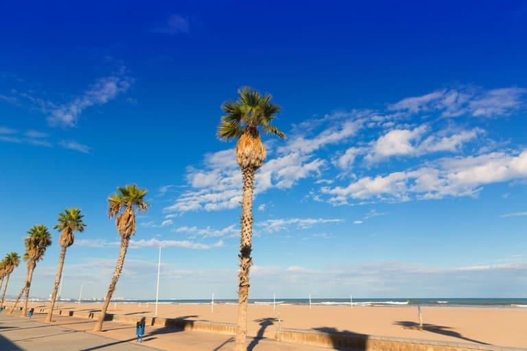 7 mejores playas de Valencia 3