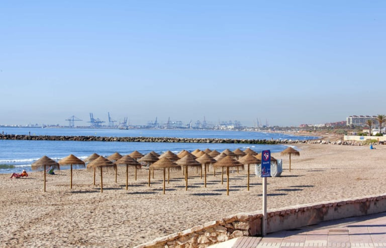 7 mejores playas de Valencia 4