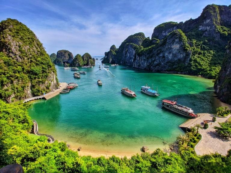 17 mejores playas de Vietnam 2
