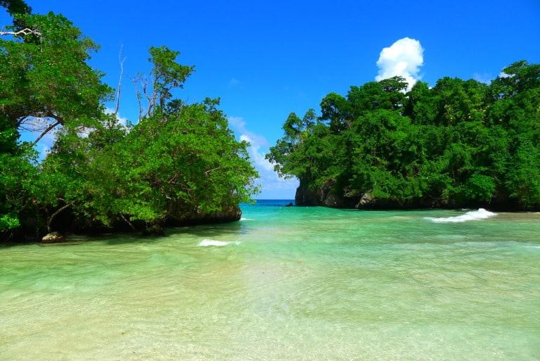 17 mejores playas de Jamaica 12