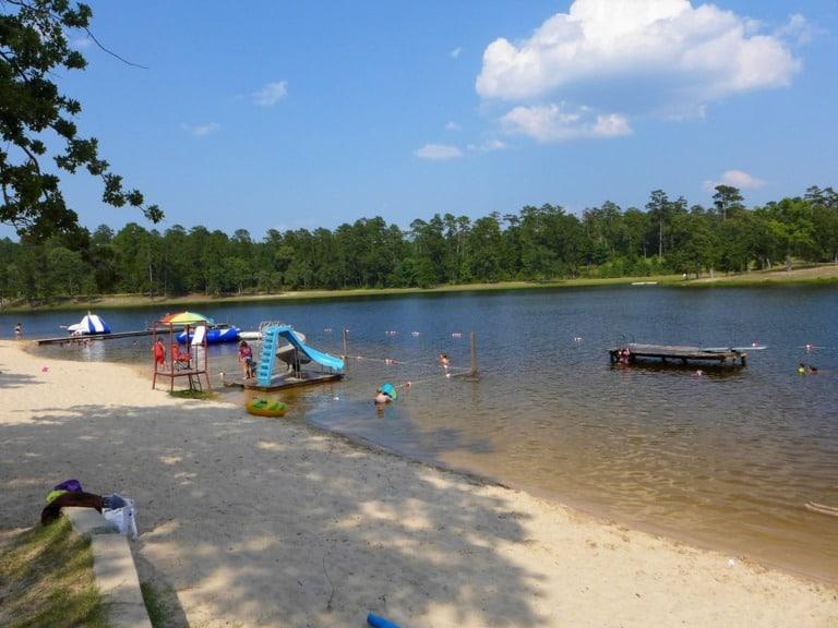 15 mejores playas cerca de Houston 8