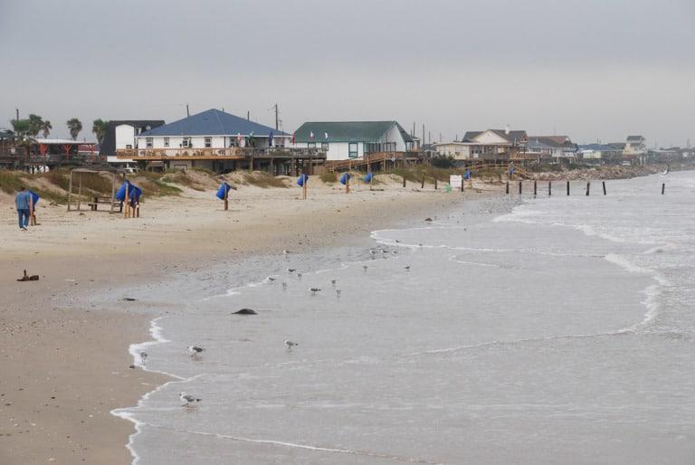 15 mejores playas cerca de Houston 1