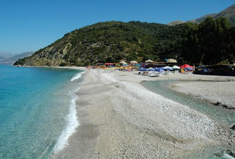17 mejores playas de Albania 10