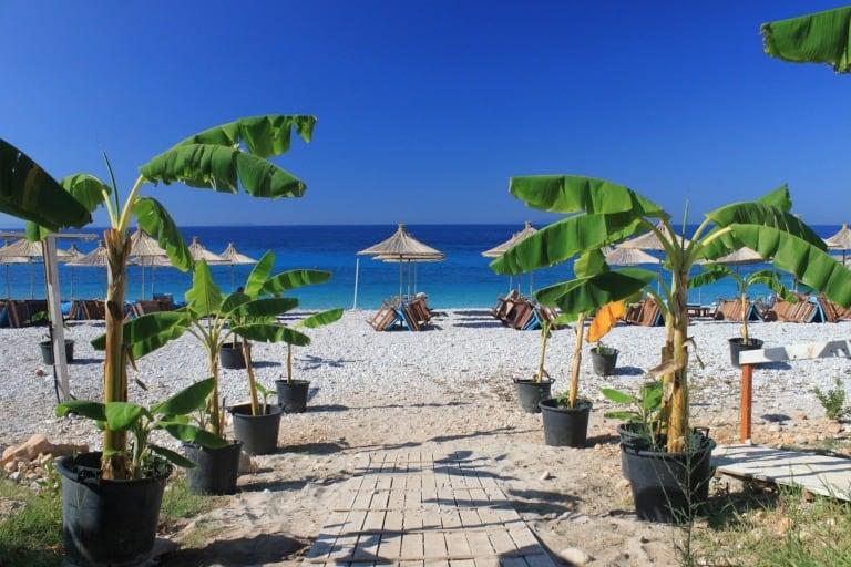 17 mejores playas de Albania 3