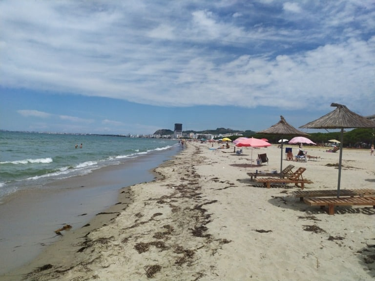 17 mejores playas de Albania 6