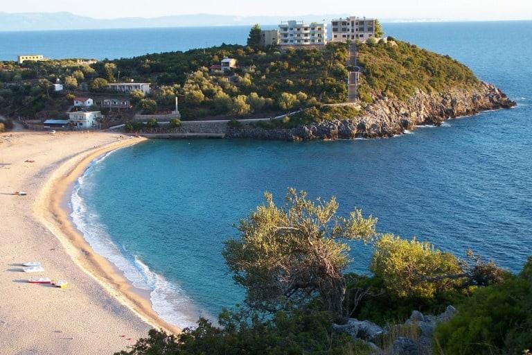 17 mejores playas de Albania 8