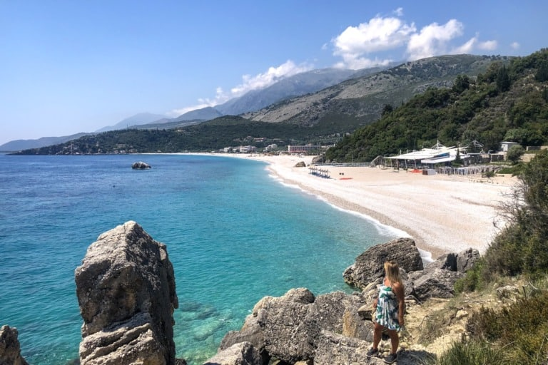 17 mejores playas de Albania 12