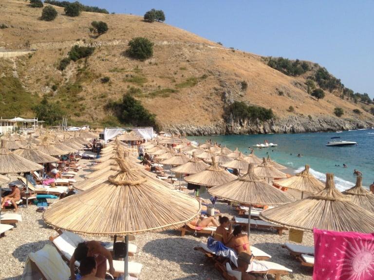 17 mejores playas de Albania 17
