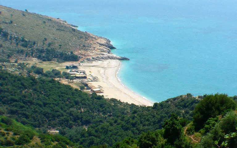17 mejores playas de Albania 11