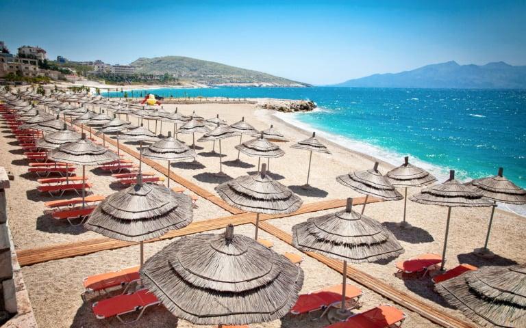 17 mejores playas de Albania 15
