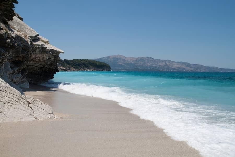 17 mejores playas de Albania 1