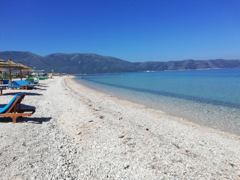 17 mejores playas de Albania 7