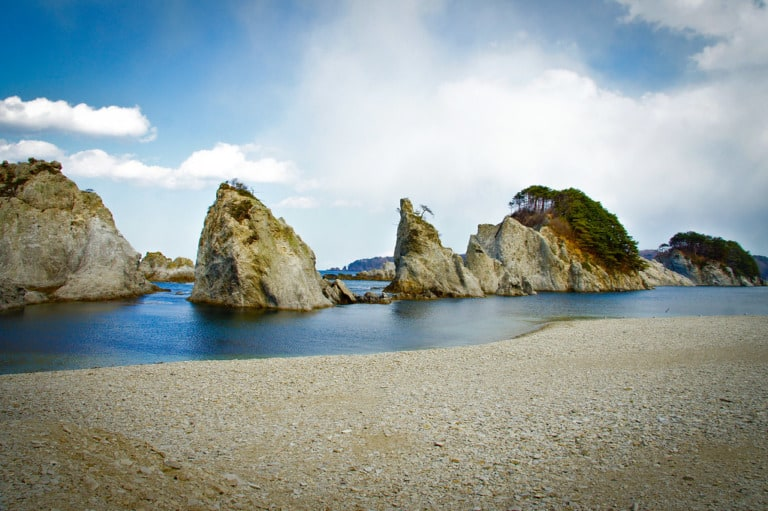 24 mejores playas de Japón 4