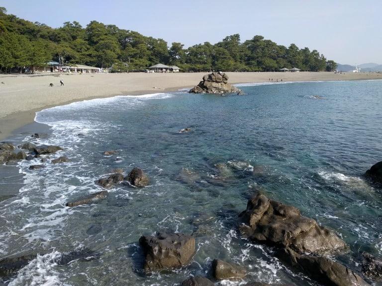 24 mejores playas de Japón 2