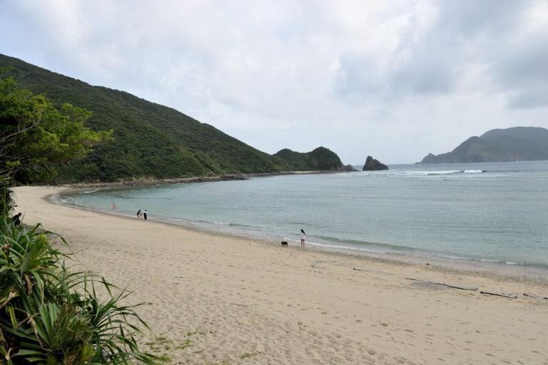 24 mejores playas de Japón 6