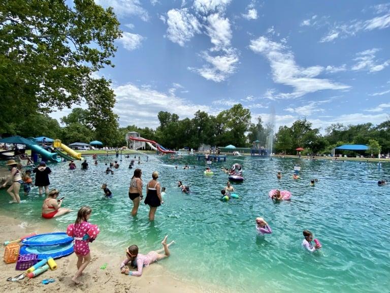 10 mejores playas cerca de Dallas 7