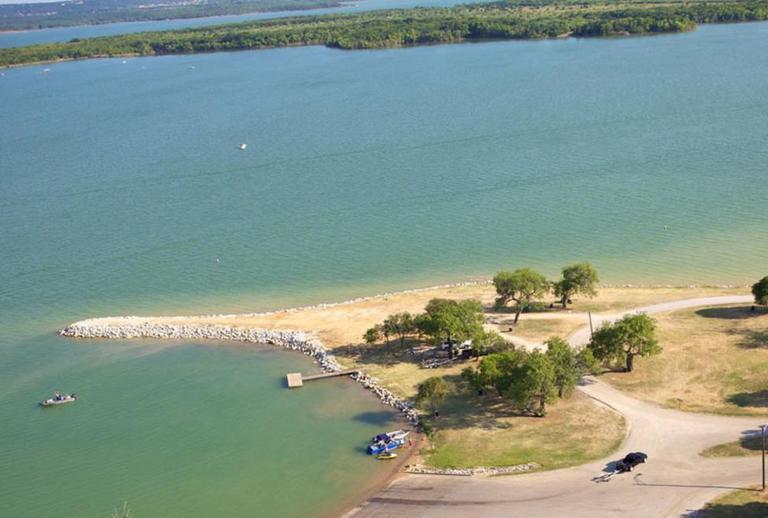 10 mejores playas cerca de Dallas 1