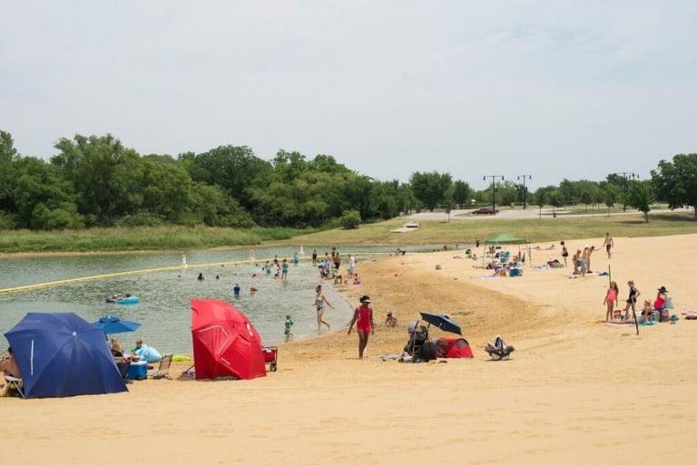10 mejores playas cerca de Dallas 9