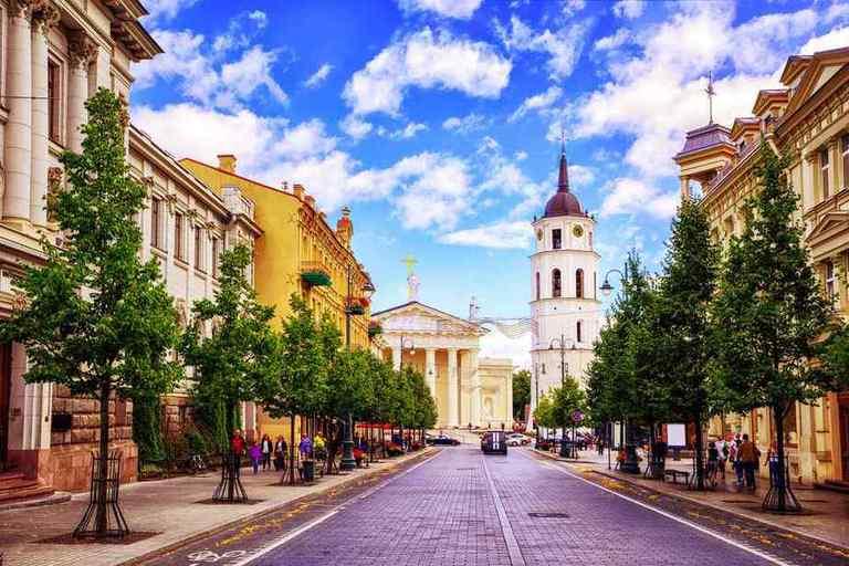 15 lugares que ver en Vilnius 10