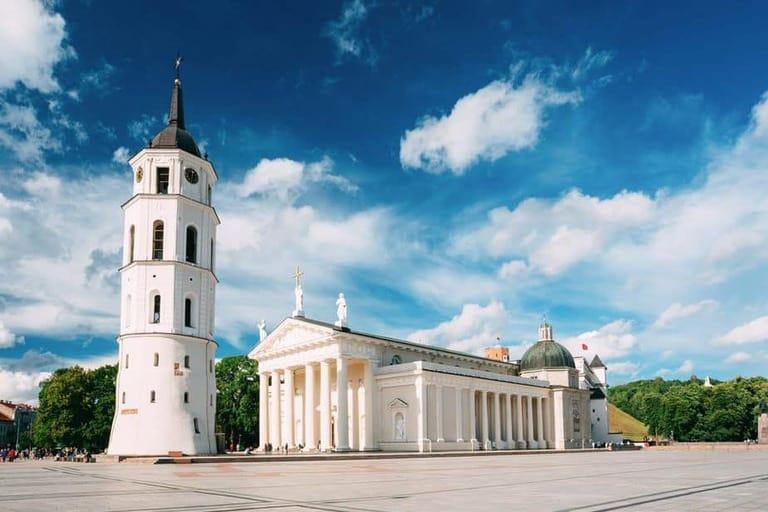 15 lugares que ver en Vilnius 4