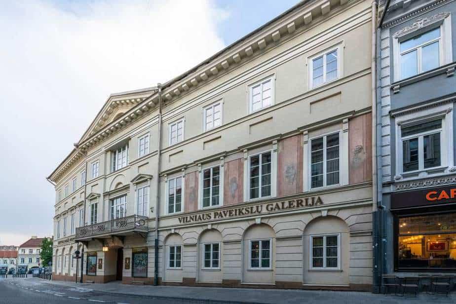 15 lugares que ver en Vilnius 13