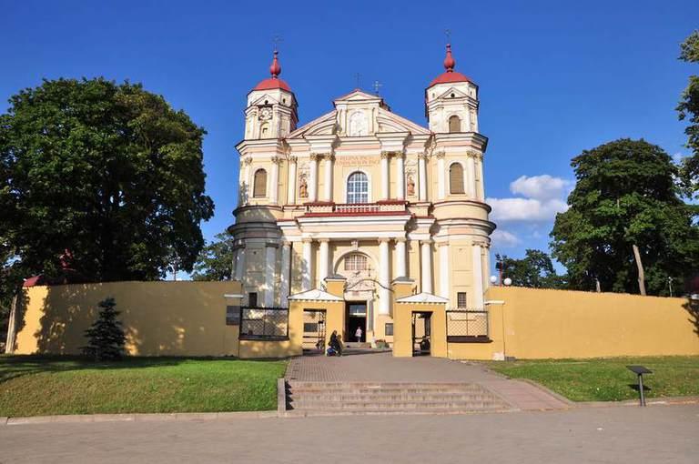 15 lugares que ver en Vilnius 14