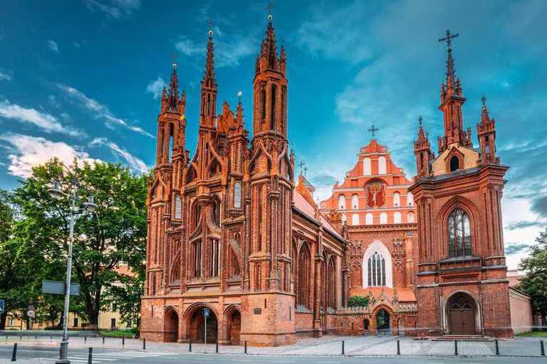 15 lugares que ver en Vilnius 7