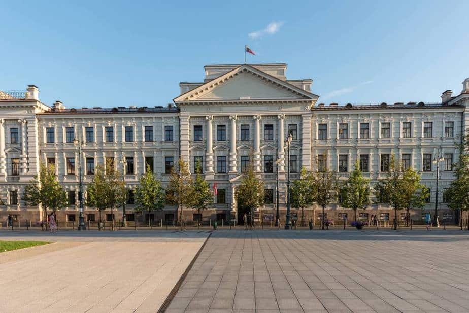 15 lugares que ver en Vilnius 11