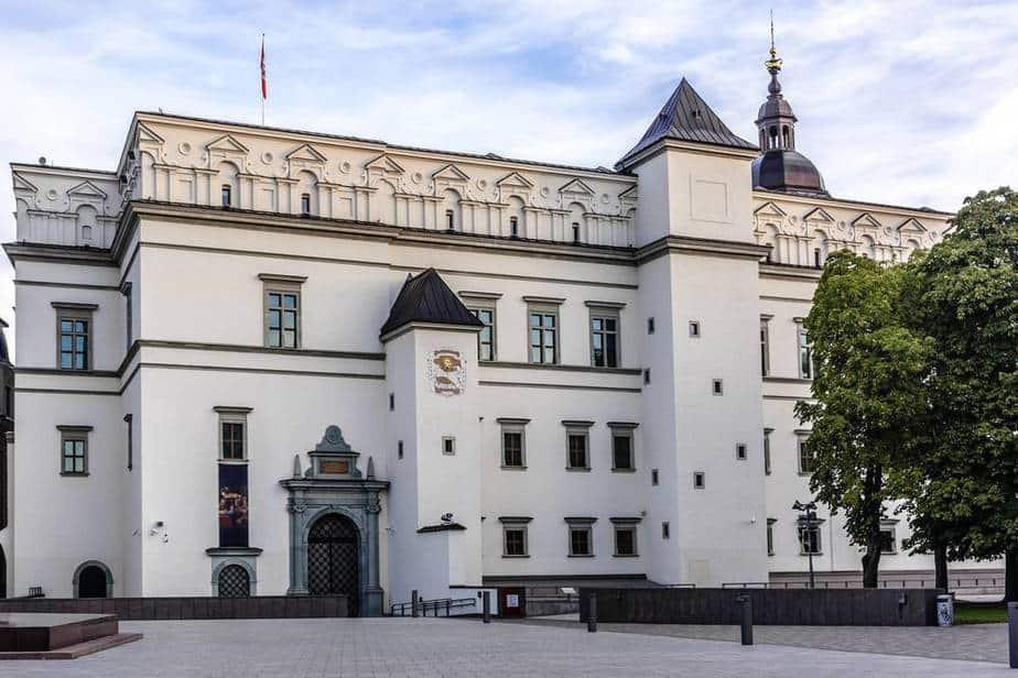 15 lugares que ver en Vilnius 3