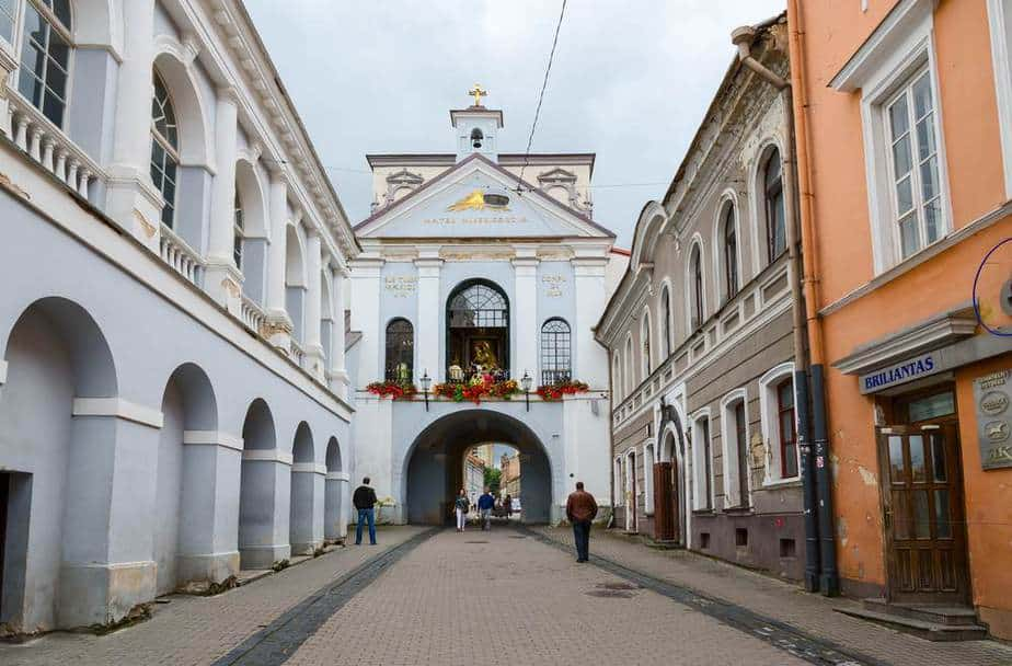 15 lugares que ver en Vilnius 2