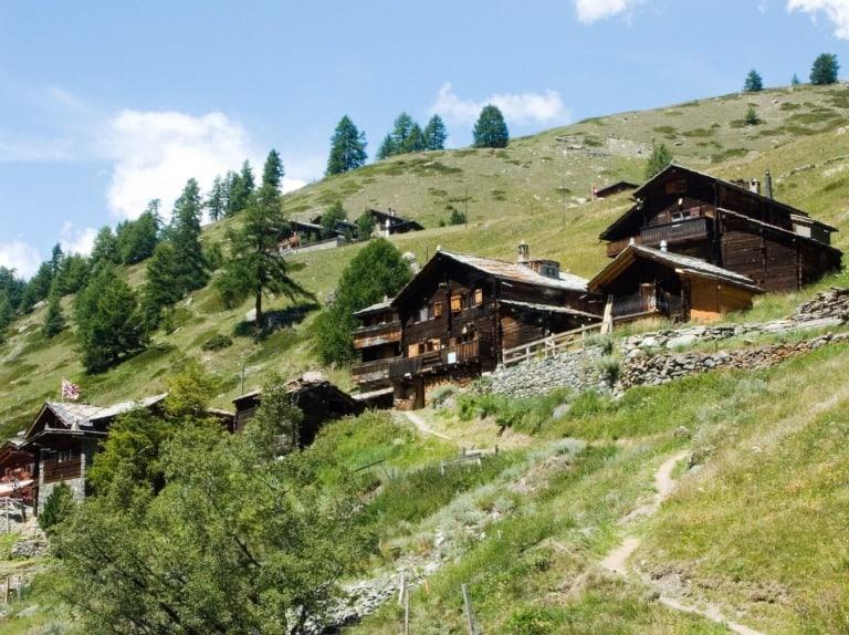 20 lugares que ver en Zermatt 5