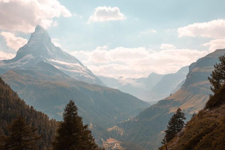 20 lugares que ver en Zermatt 1
