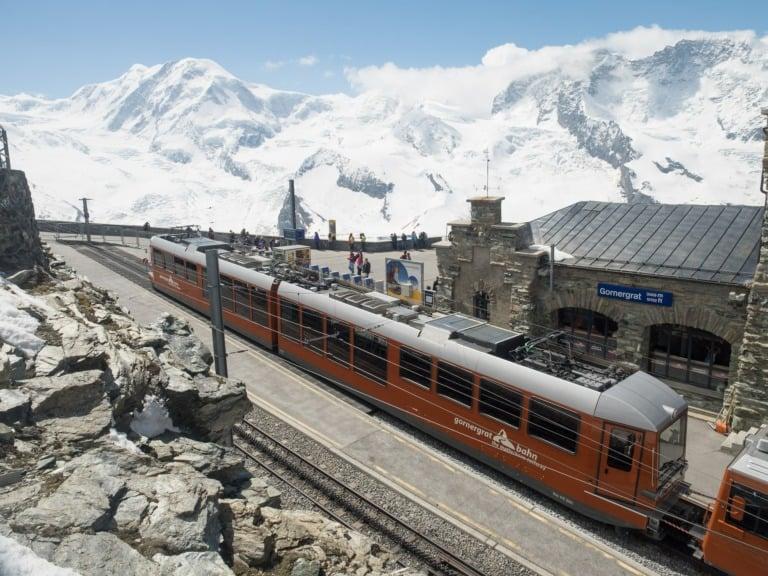 20 lugares que ver en Zermatt 2