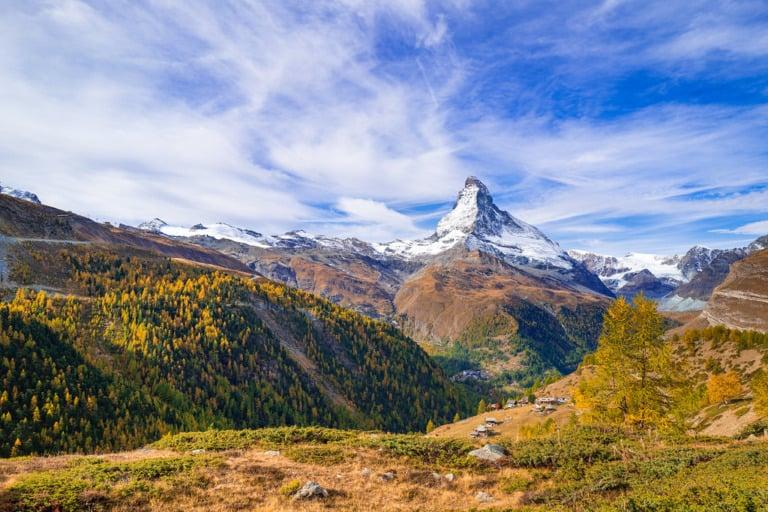20 lugares que ver en Zermatt 4