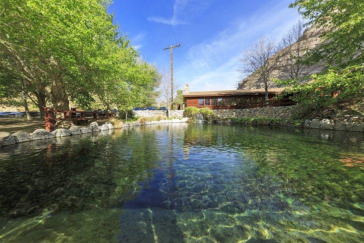 11 mejores aguas termales en California 1