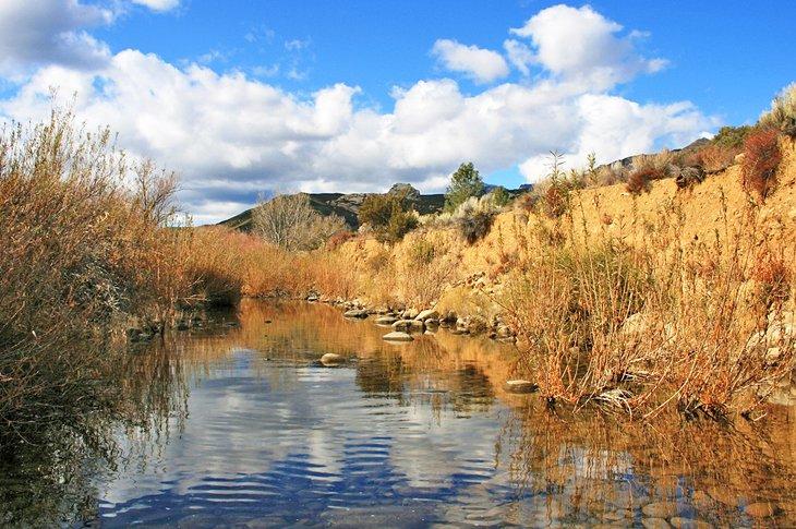 11 mejores aguas termales en California 11