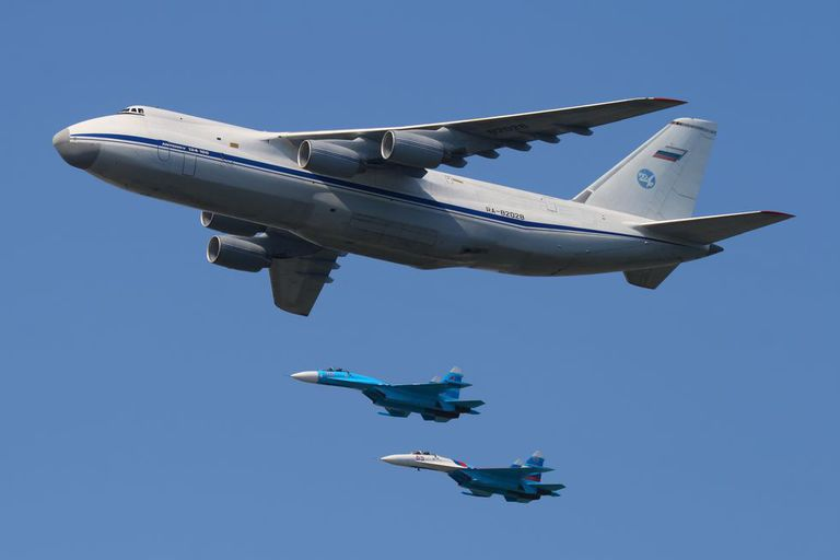 15 aviones más grandes del mundo 5