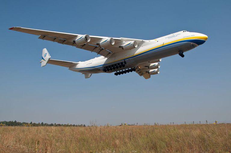 15 aviones más grandes del mundo 1