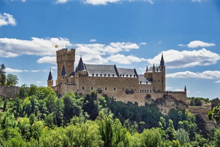 15 castillos más grandes del mundo 3