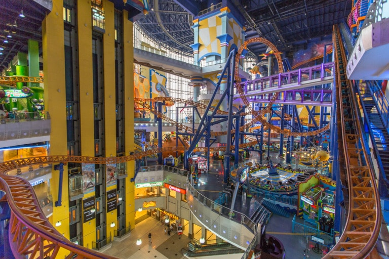 15 centros comerciales más grandes del mundo 9
