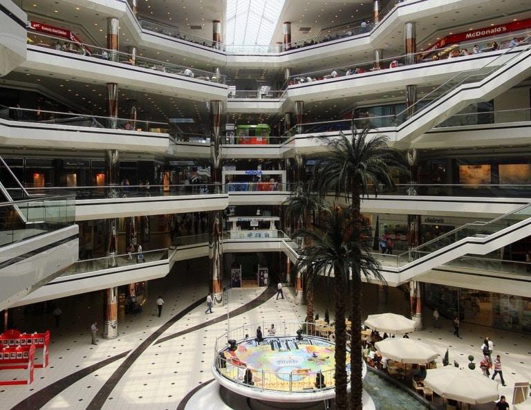 15 centros comerciales más grandes del mundo 6