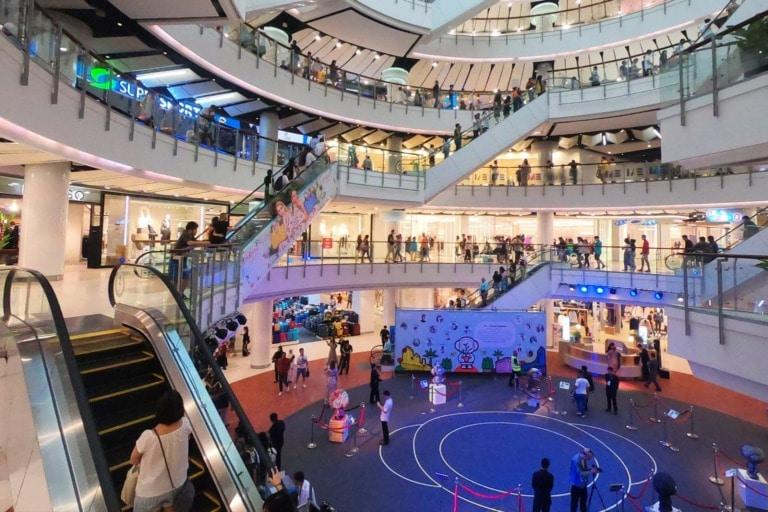 15 centros comerciales más grandes del mundo 5