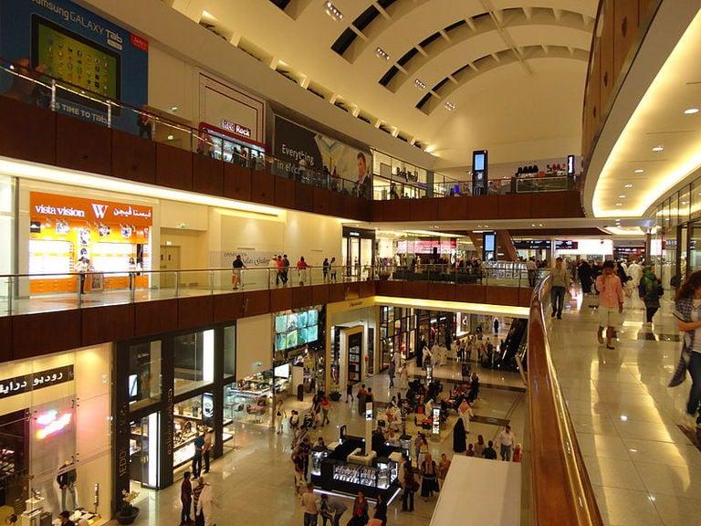 15 centros comerciales más grandes del mundo 2