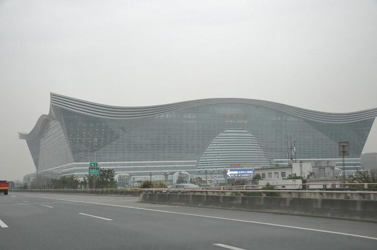 15 centros comerciales más grandes del mundo 12