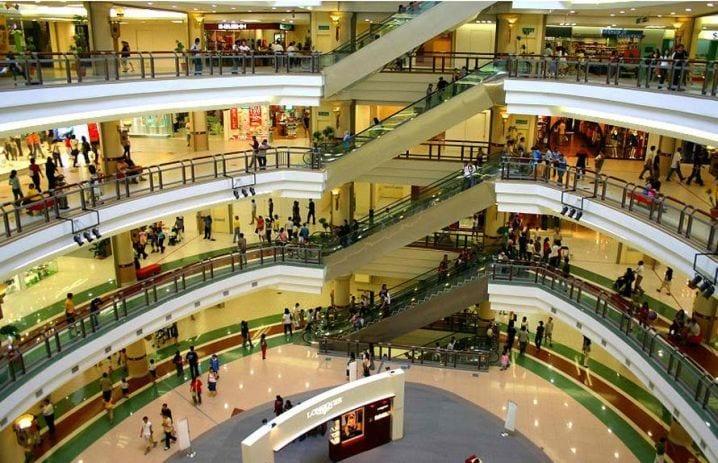 15 centros comerciales más grandes del mundo 14