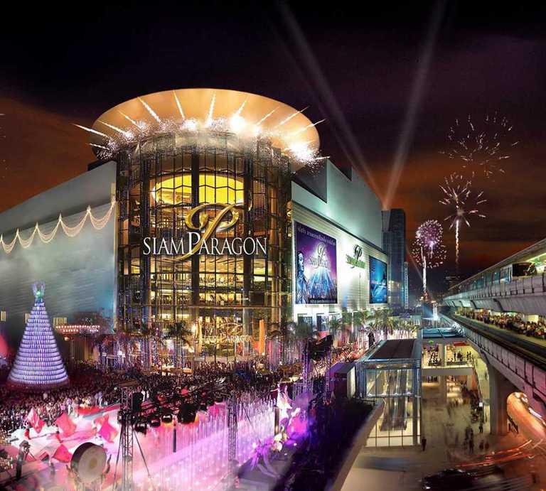 15 centros comerciales más grandes del mundo 10
