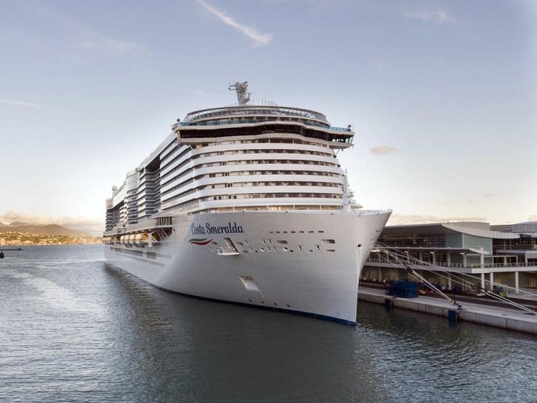 10 cruceros más grandes del mundo 5