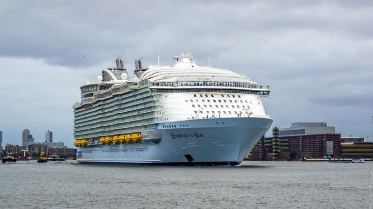 10 cruceros más grandes del mundo 2